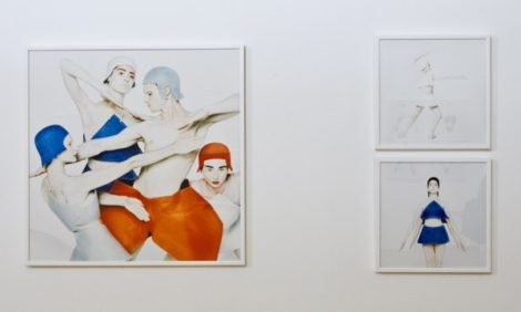 Светские детали с Екатериной Одинцовой: выставка фоторабот Владимира Глынина «Реконструктивизм»