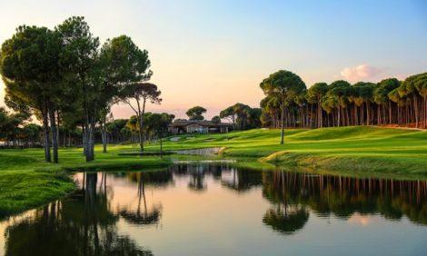 Планы на лето: играем в гольф в Regnum Carya Golf & Spa Resort в Белеке