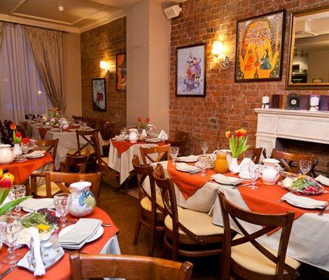 Светская хроника: Открытие ресторана «Gayane's»