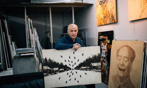 Art & More: выставка известного художника Рината Волигамси на «Винзаводе»
