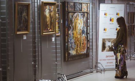 Art & More: выставка Миши Брусиловского в «Роснано»