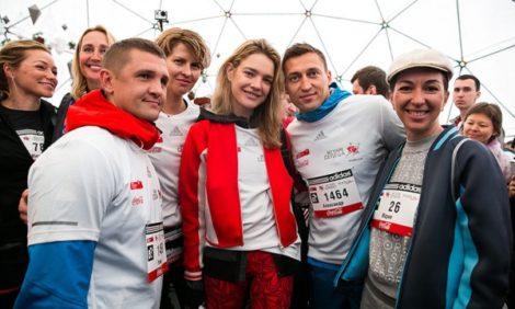 Vanity Fair с Марией Лобановой: как я участвовала в благотворительном забеге Натальи Водяновой