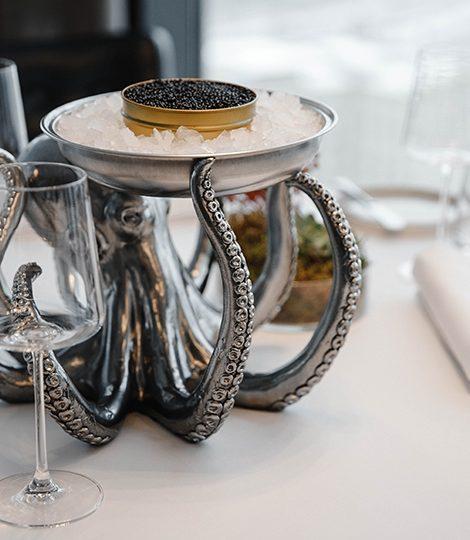 Хороший вкус с Екатериной Пугачевой. Ресторан «Сахалин»: на головокружительной высоте