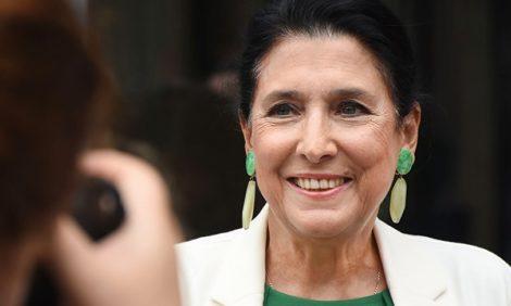 Women in Power: президентом Грузии стала женщина