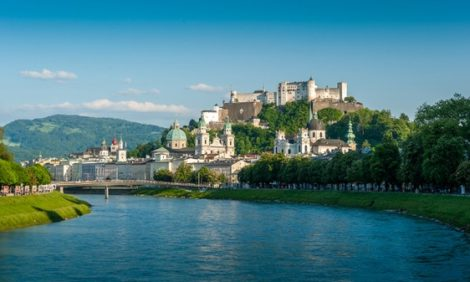 Идея на уикенд: Зальцбург — от соляной крепости до шедевра европейского барокко