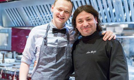 Gourmet с Сандрой Димитрович: AQ Kitchen — тест на вкус и интеллект