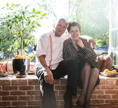 Gourmet с Сандрой Димитрович: летние новинки от финского шеф-повара Саули Кемппайнена в ресторане «Оранж 3»