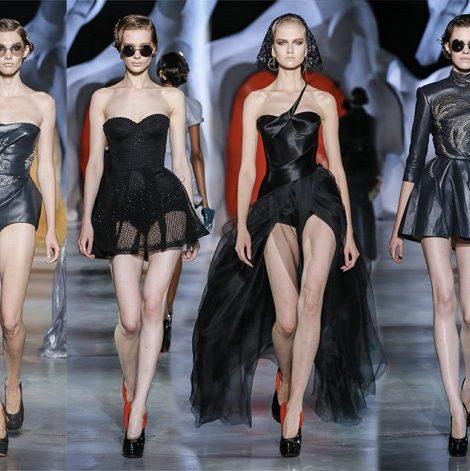Style Notes: показ Ulyana Sergeenko в рамках Недели haute couture в Париже