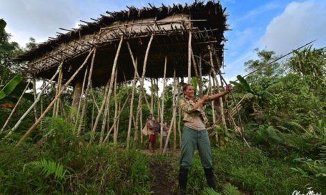 Профессионально о путешествиях — в рассказах Ольги Мичи. Про Шангри-Ла, Новую Гвинею и смысл жизни. Часть 4