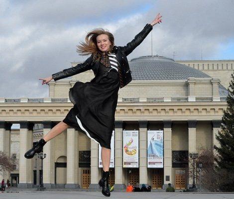 Celebrity Travel. Ида Кехман: Новосибирск — город моего детства