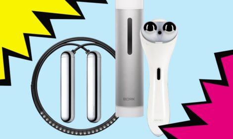 Генератор водородной воды, аппарат для безинъекционной мезотерапии и другие полезные гаджеты к 8 Марта