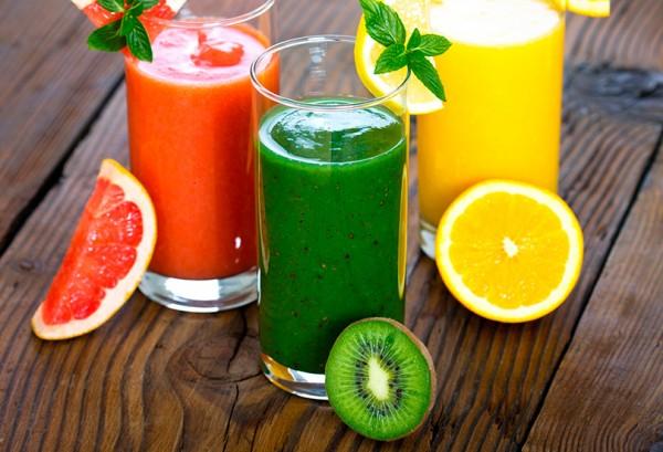 Овощные смузи рецепты для блендера с фото в домашних условиях | 409x600