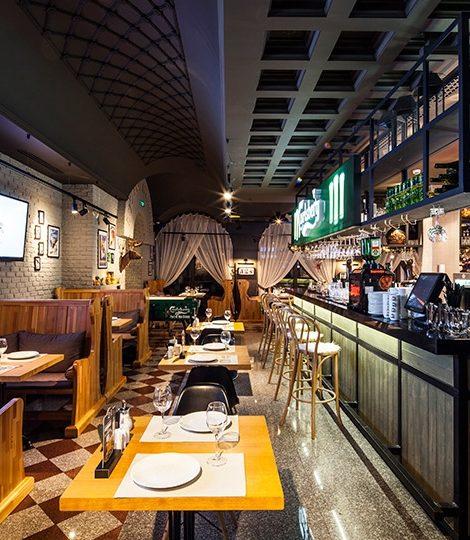 Лучшие рестораны Сочи: Luciano