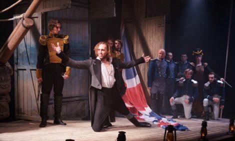 КиноТеатр: такая чудная игра. «Испанцы в Дании» в «Мастерской Петра Фоменко»