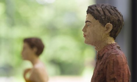 Art Weekend в Москве: деревянные люди Балкенхола