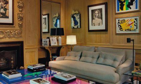 Дизайн & Декор: предметы интерьера из дома Стинга в Лондоне выставлены на аукцион
