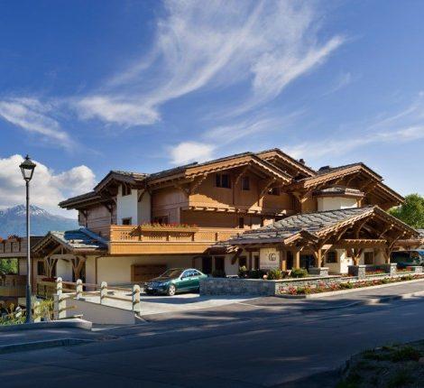 New Year Ideas: приглашение от известного отеля Guarda Golf в Швейцарии