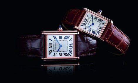Танковый парад: исполняется 100 лет знаменитой модели часов Tank от Cartier
