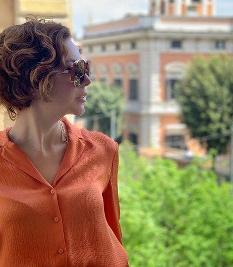 #postatravelnotes Татьяна Геворкян делится любимыми адресами в Риме