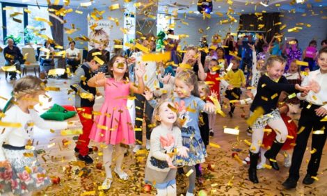 Светская жизнь. Детский праздник по мотивам «Красной шапочки»