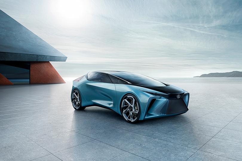 Tokyo Motor Show 2019: новый концепт-кар Lexus — электромобиль LF-30 Electrified