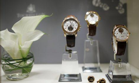Турбийоны в «Турбийоне»: выставка часов Swatch Group в бутике на Петровке