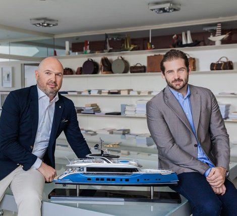 Дизайн & Декор: дом моды Trussardi разработал интерьер для яхт Dynamiq