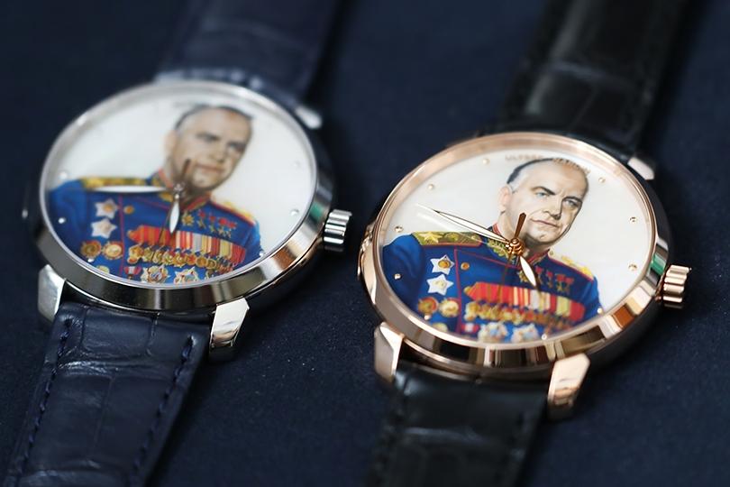 Часы & Караты: лимитированная коллекция Ulysse Nardin с великими русскими полководцами