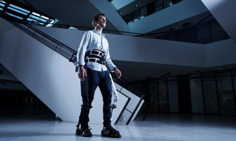EXO-Skeleton X: мануфактура Ulysse Nardin создала часы для аукциона Only Watch 2019