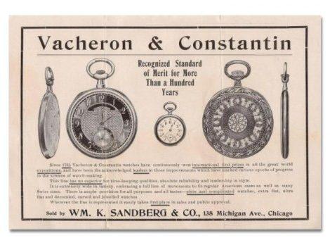 Watches & People с Сергеем Серебряковым: создавая вечность — ретроспектива рекламы Vacheron Constantin