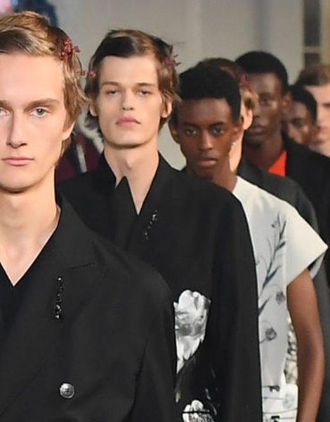 FKA Twigs выступила на показе мужской коллекции Valentino