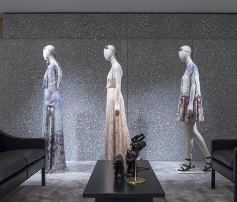 Дизайн & Декор: флагманский бутик Valentino в Лондоне