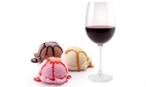 Градус с Владой Лесниченко: вино и мороженое