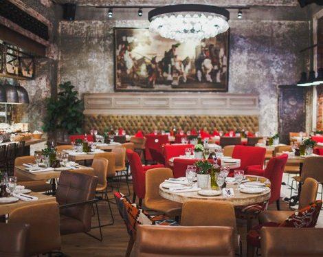 Gourmet с Сандрой Димитрович: ресторан «5642 Высота»