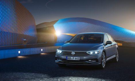 Авто с Яном Коомансом: новый Volkswagen Passat