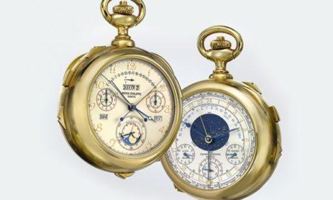 Watches & People с Сергеем Серебряковым: лучшие лоты часовых аукционов мая