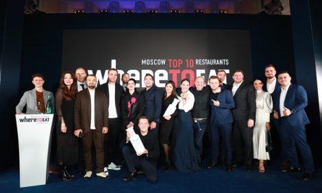 «Послевкусие»: Ирина Тиусонина об итогах Национальной ресторанной премии Wheretoeat