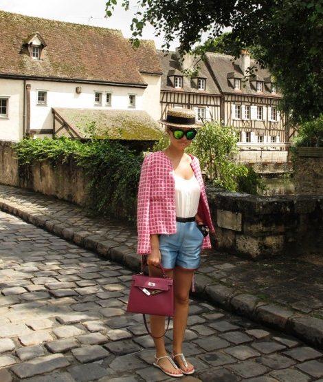 Style Lessons с Анастасией Мальцевой: и все-таки о ней, о белой майке