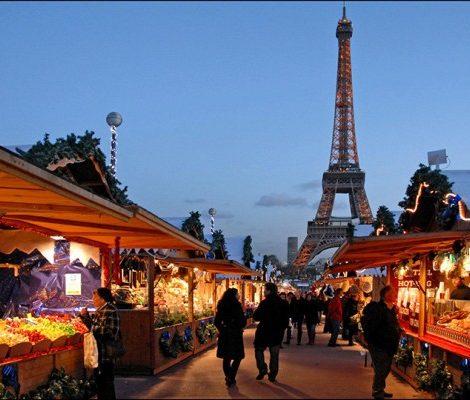 Unique Paris by Posta-Magazine: модные адреса на новогодние каникулы от UUU Luxury Concierge