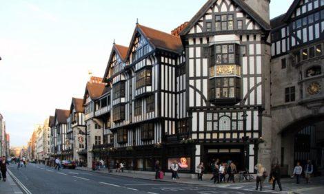 Прообраз с Яной Павлидис: о шопинге, Лондоне и LIBERTY ВЫБОРА