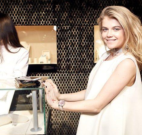 Светская хроника: новогодняя коллекция ювелирного бренда Yana в Podium Concept Store