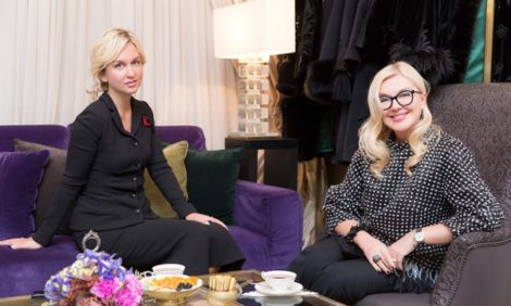 Vanity Fair с Марией Лобановой: дизайнер Юлия Янина об особенностях кутюрной моды