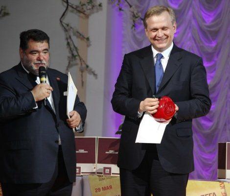 Светская хроника: В Москве вручили премию имени Олега Янковского