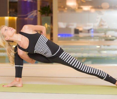 Качество жизни: йога в удовольствие