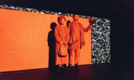 Как пересекаются Пушкин и Хаски и можно ли превратить «Три сестры» в реалити-шоу: главное о «Золотой маске» 2019