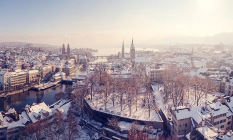 Куда поехать зимой: Цюрих — цирковое шоу, органическая паста и вечер на катке