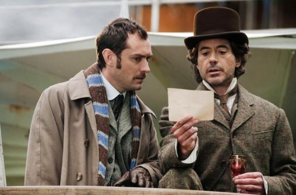 Homme: элементарно, Шерлок!