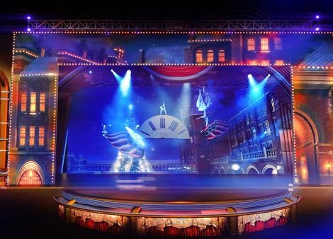 Новости: 4D-шоу «Рыжий Ник и мастерская чудес» в «Олимпийском»