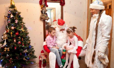 Дети: Снегурочка jet-set