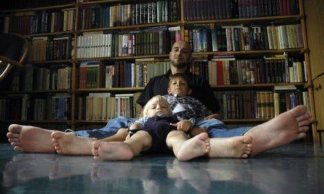 Дети: интервью с писателем Захаром Прилепиным, отцом четверых детей